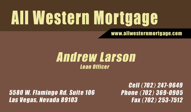 all-western-mortgage-original-business-card